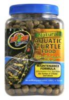Natural Aquatic Turtle Food – Maintenance Formula 283 gram