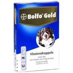 Bolfo gold 400 2 pipetten