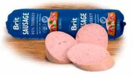 Brit Meat Sausage Turkey 800 gram