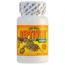 ZM Reptivite without D3 227 gr