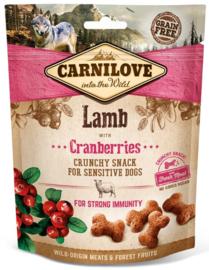 Carnilove hondensnacks Crunchy - Lam