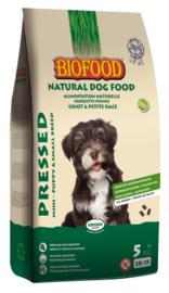 Biofood geperst mini 5 KG