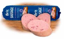 Brit Meat Sausage Chicken & Rabbit 800 gram