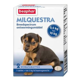 Beaphar Milquestra hond 0.5 tot 10 kg