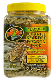 Natural Bearded Dragon Food – Juvenile Formula 283 gram