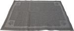 Uitloop/protectie mat grijs, 90x60 cm.