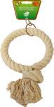 Katoenen touwringen klein Ø 13 cm, 1-rings.