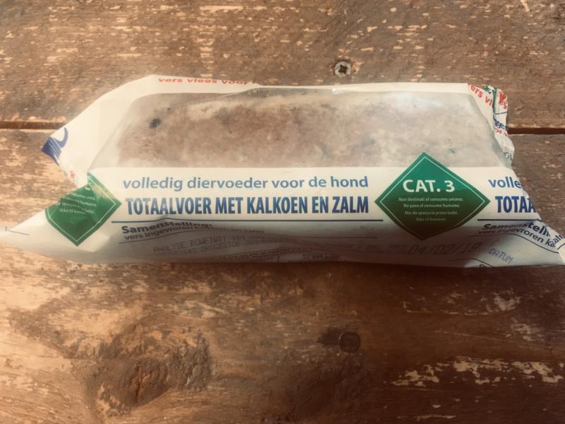 Lotgering Totaal met Kalkoen en Zalm 500 gram