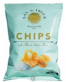 SAL de IBIZA Chips 125gr
