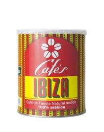 Cafés Ibiza 100% Arabica 250 gram (gemalen koffie)