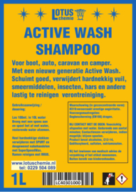 Active Wash Shampoo 12st.