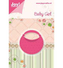 Joy crafts snij- en embossing baby girl - 6002/0215