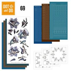 Dot & Do 69 - Winter Birds DODO069