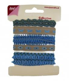 Joy! crafts - Ribbon - Forest Friend collection 2 - set 1 - 6300/0340