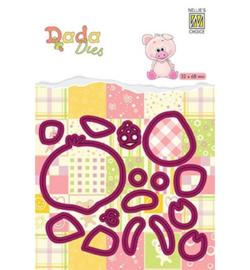 DDD019 - Farm animals Pig