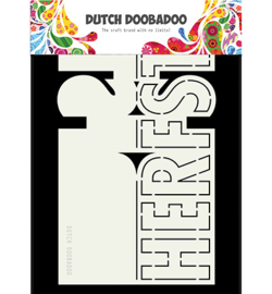 Dutch Doobadoo Card Autumn 470.713.688