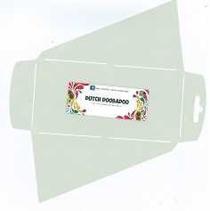 Dutch Doobadoo stencil rechthoek 470.713.003