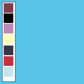 LinnenArt kaartkarton A5 hemelsblauw 29 LKK-A529