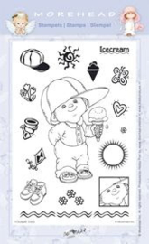 Stempel Morehead you&me0305 icecream
