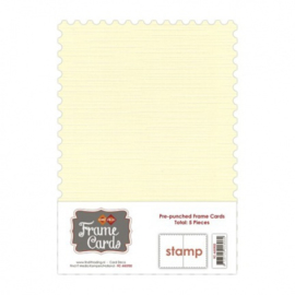 Frame Cards - A5 - Creme FC-A5ST02
