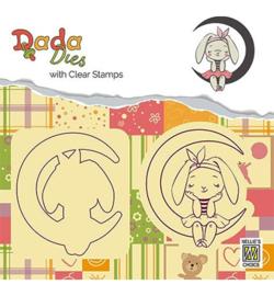 DADA Dies with stamp DDCS001