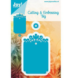 Joy crafts snij- en embossing - 6002/0269