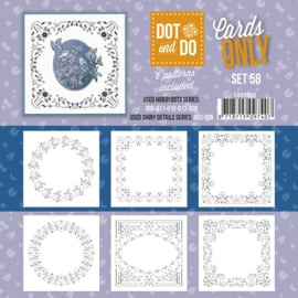 Dot and Do - Cards Only - Set 58 CODO058
