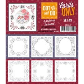 Dot and Do - Cards Only - Set 43 CODO043
