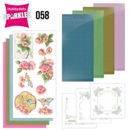 Sparkles Set 58 - Jeanine's Art - Sweetheart Pink SPDO058