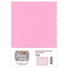 Frame Cards - Accolade - A5 - Roze FCA51000316