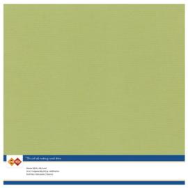 Linen Cardstock - SC - Avocado Green 30,5 x 30,5 LKK-SC54