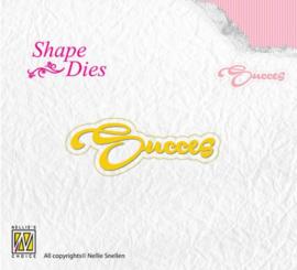 Shape Dies - Succes SD089