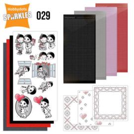 Sparkles Set 29 - Petit Pierrot  SPDO029