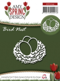 Die - Amy Design - Spring - Bird Nest ADD10045