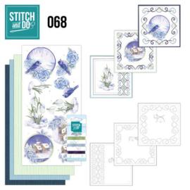 Stitch and Do - Winter Classics STDO068