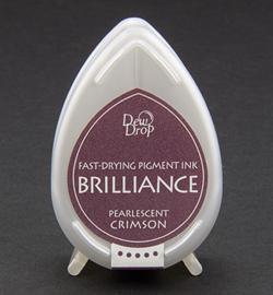 Brilliance Dew Drop -Pearlescent Crimson BD-62