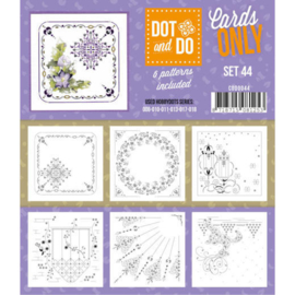 Dot and Do - Cards Only - Set 44 CODO044