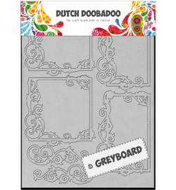 Dutch Doobadoo Greyboard Frames Squares 492.500.002