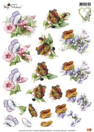 Studio Martare - vlinders - CD10375