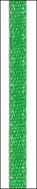 5 mtr satijnlint 6 mm groen 6302 143