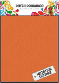 Imitatie leer Orange 456.070.024