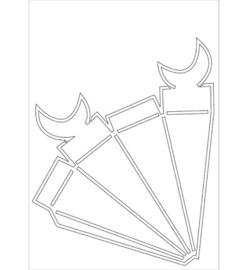 Besa Stencil Doosje maken 6002/0711