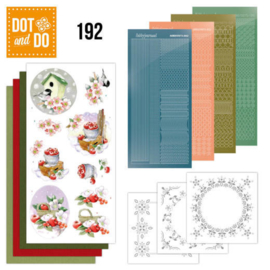 Dot and Do 192 - Jeanine's Art - Cold Winter DODO192