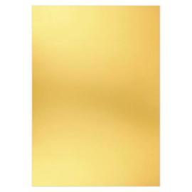 Card Deco Essentials - Metallic cardstock - Warm gold CDEMCP015