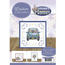 Creative Embroidery 21 - Yvonne Creations - Funky Hobbies CB10021