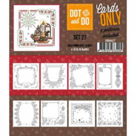 Dot & Do - Cards Only - Set 27 CODO027