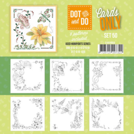 Dot and Do - Cards Only - Set 50 CODO050