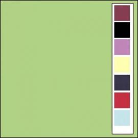 LinnenArt kaartkarton A5 mei groen 21 LKK-A521