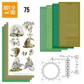Dot and Do 75 - Spring Animals DODO075