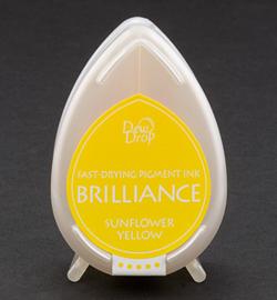 Brilliance Dew Drop - Sunflower Yellow BD-11